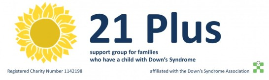 21 Plus - Support group for families who have a child with Down's Syndrome in Monmouth, Monmouthshire & Forest of Dean